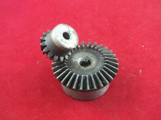 Bevel gear Metal gear 90 ° pairing 6pcs(30 teeth) +  36pcs(15 teeth)