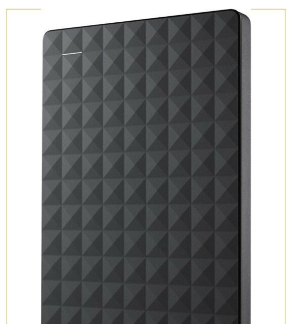 Seagate 2TB Expansion Portable Hard Drive USB 3.0 P/N 1TEAP6-500