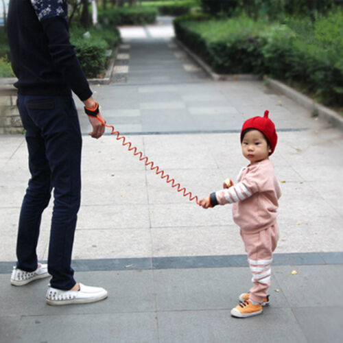 Safety  Leash Anti Lost Wrist Link Traction Rope For Toddler Baby Kids UK