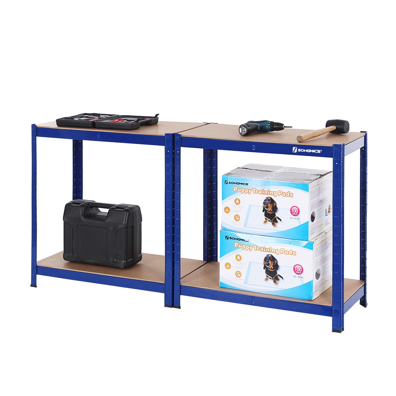 Estante de almacenamiento almacenamiento almacenamiento estantes apilables pesados estante para taller de estante para sótano estante estante del sistema a796ae