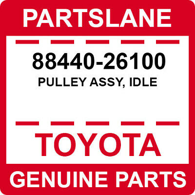 Pulley Idler For Toyota Febest 8844026100