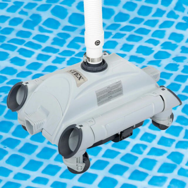 Intex 28001 Floor Cleaner Pool Cleaners Poolsauger Swimming Pool Ebay