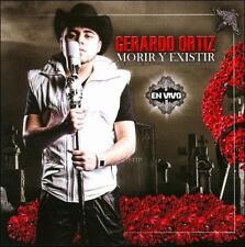 Morir Y Existir En Vivo by Gerardo Ortíz (Singer/Songwriter) (CD, Mar-2011, Sony