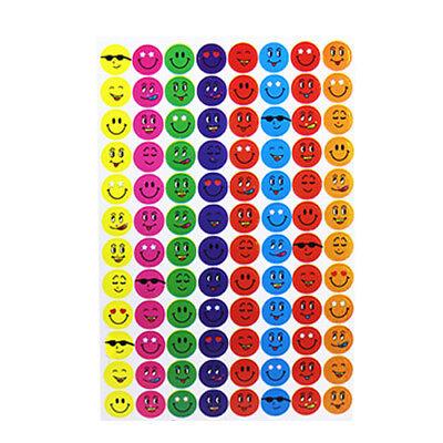Aspirante 960 Bambini Emoji Face Adesivi Ricompensa Insegnante Aiuto Vasetto Scuola