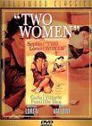Two Women (DVD, 1998, Italian with English Subtitles)