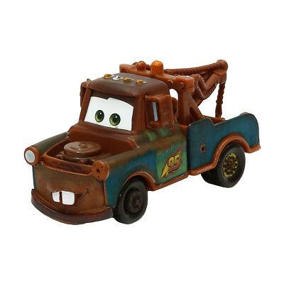 Mattel Disney Pixar Cars 2 Race Team Mater Tow 1 55 Diecast Toy