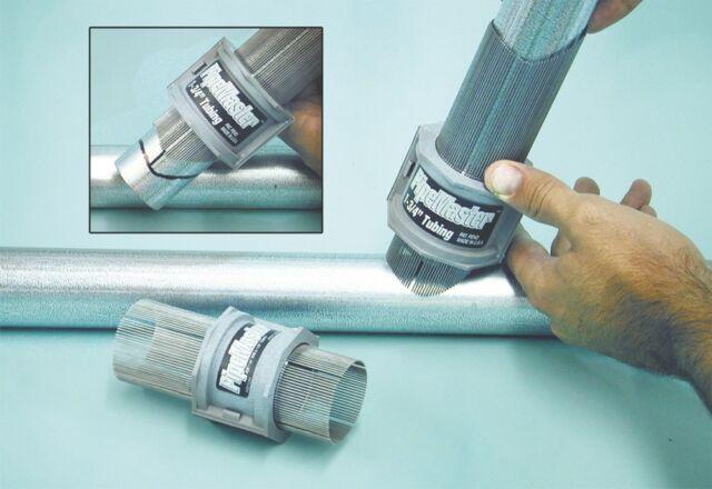 PipeMaster - Tube / Pipe Contour Gauge - Tube Bender - Tube Notcher