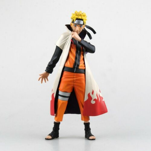 New Anime Naruto Uzumaki Naruto PVC Action Figure Collection Model Gift In Box