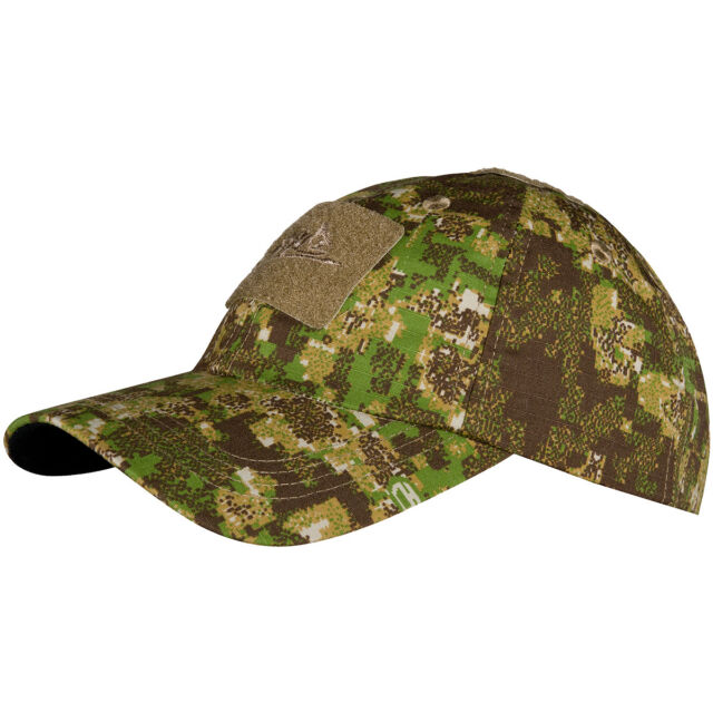 c72adc86ed2 HELIKON TACTICAL BASEBALL CAP SOFT MILITARY UNIFORM HAT PENCOTT GREENZONE  CAMO