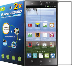 Details about 2x Clear Anti-Glare Matte / Tempered Glass LCD Screen  Protector ZTE Lever Z936L