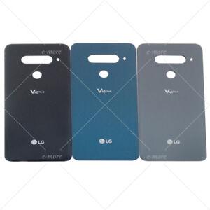 fd2d1b0e84d OEM For LG V40 ThinQ Back Battery Cover Housing Glass Case Rear Door ...