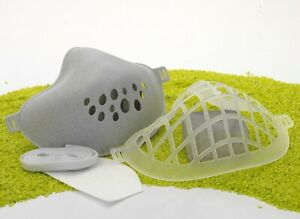 koziol-Community-Maske-HI-in-organic-grey-Kunststoff-flexible-Maske