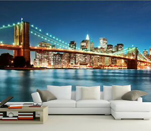 3D-City-light-background-0265-Wall-Paper-Wall-Print-Decal-Wall-Deco-AJ-WALLPAPER