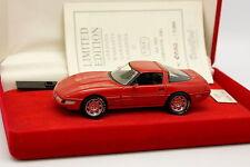 Detail cars 1/43 - Chevrolet Corvette ZR1 Rouge