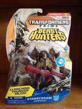 Transformers Prime Starscream Beast Hunters Deluxe 100% Complete