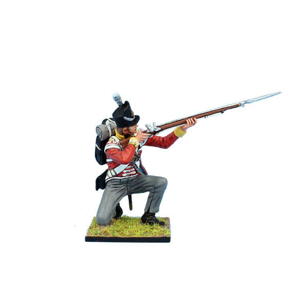 MB092 British 30th Regt of Foot Grenadier Kneeling Firing by First Legion