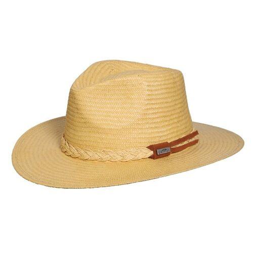 L New Conner Hats Men/'s Outback Jack Hat Natural