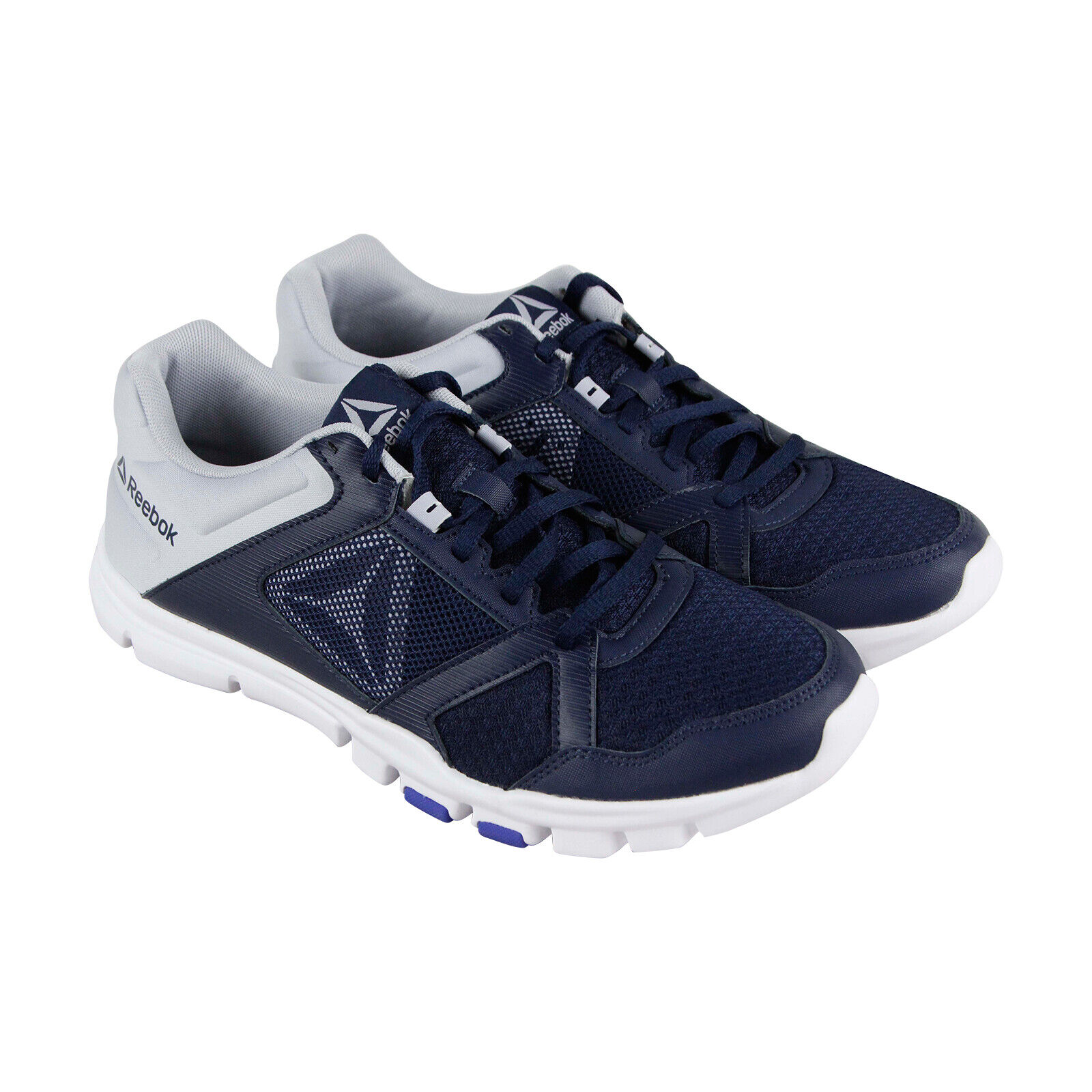 Reebok  Tennis Yourflex Train 10 Mt Mens bluee Low Top Gym Cross Training shoes  exciting promotions