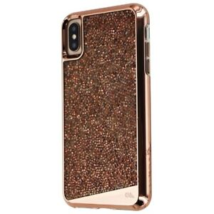 Details about Case,Mate (CM037852) Brilliance Phone Case for iPhone XS Max  , Rose Gold