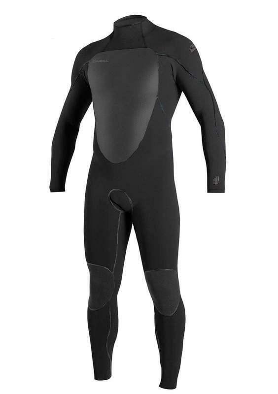 O'NEILL Men's 4 3 PSYCHO FREAK Zen-Zip Wetsuit - Blk  Blk Abyss Slate - LS - NWT  buy discounts
