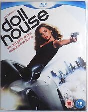 DOLLHOUSE The Complete Series New BLU-RAY Set Seasons One & Two 1 2 Doll House