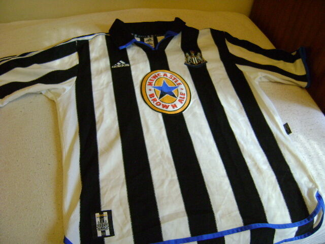 Newcastle Shirt Adidas XL vintage 1999
