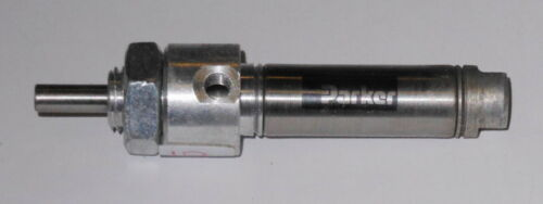 """Nose Mount #.44DSR300.5-0.44/"""" Bore Stainless Cyl. Parker 1//2/"""" Stroke NEW"""