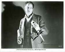 REPRINT - VINCENT PRICE 3 horror legend autographed signed photo copy