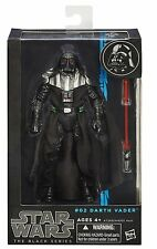 2015 Star Wars Black Series 6 inch Darth Vader #02 In Hand