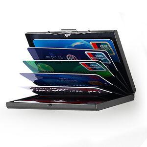 Aluminum-Metal-Blocking-Pocket-case-Box-Business-ID-Credit-Card-Wallet-Holder