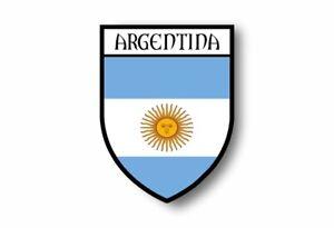 Stickers-decal-souvenir-vinyl-car-shield-city-flag-world-crest-argentina