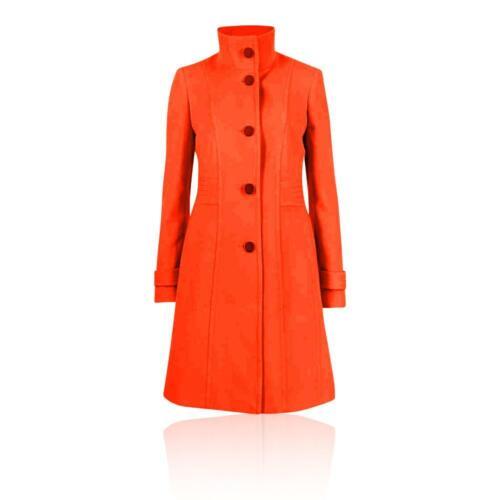 Marks Spencer M/&S Collezione /& T491433 Girovita Stitch dettaglio cappotto RRP £ 59