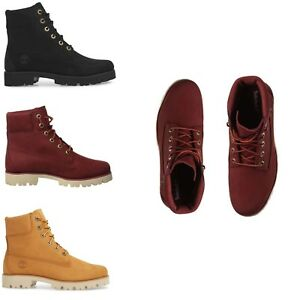 New Timberland Women S Leather Shoes Heritage Lite 6