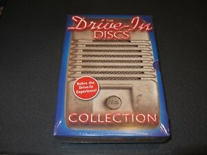 New-Sealed-OOP-Drive-In-Discs-Collection-2003-3-Discs-6-Horror-Films-RARE