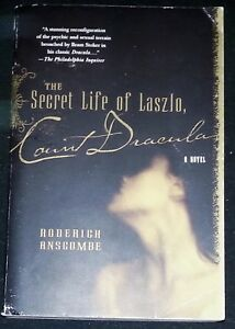 The-Secret-Life-of-Laszlo-Count-Dracula-by-Roderick-Anscombe-PB