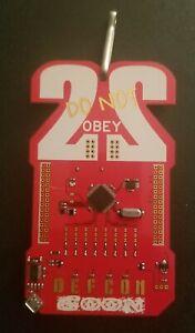 DEF CON 22 Goon Badge
