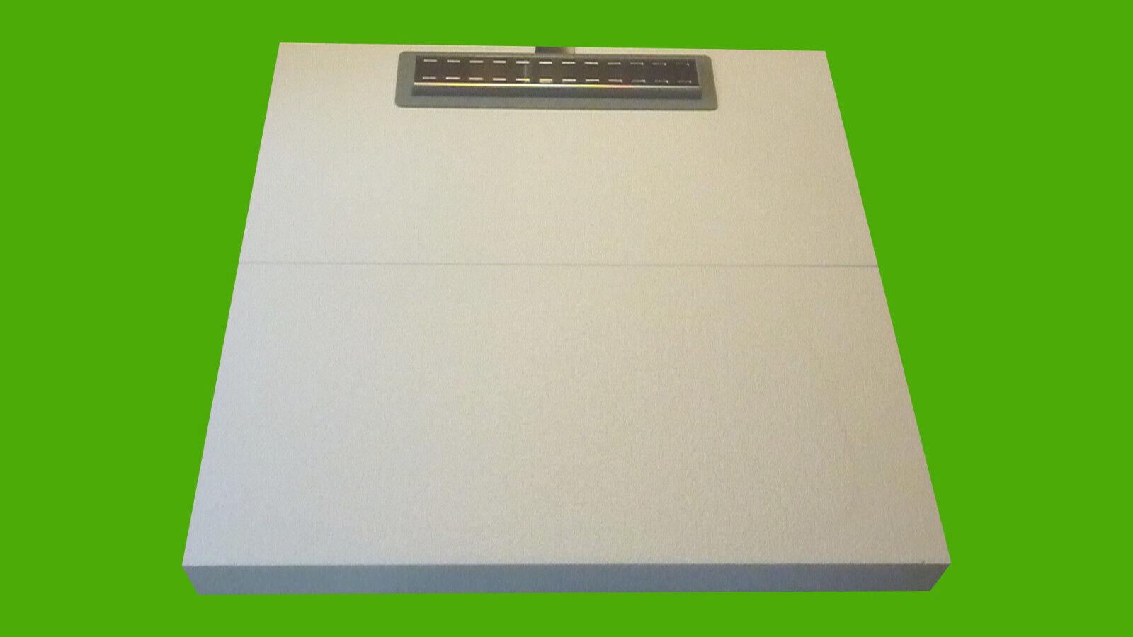 DUSCHBOARD EBENERDIG BEFLIESBAR 150x100x8,5cm MODULELEMENT DUSCHRINNE  50 cm
