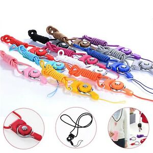 Neck-Lanyard-Camera-Strap-Phone-Mp3-Id-Cell-Holder-Card-Usb-Mobile-Keys