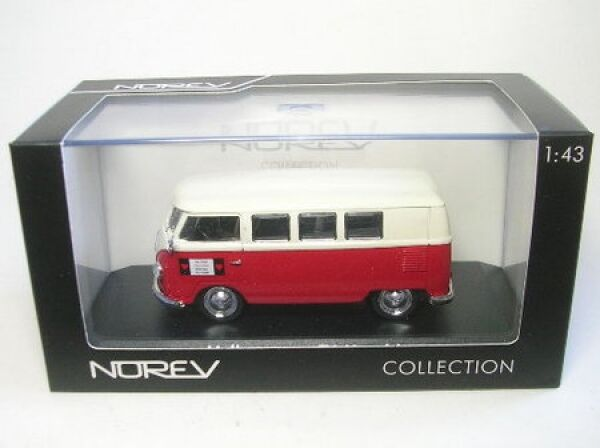 VW T1 BUS VAN ´ t Hard redTERDAM (Red White) White) White) e01ce2