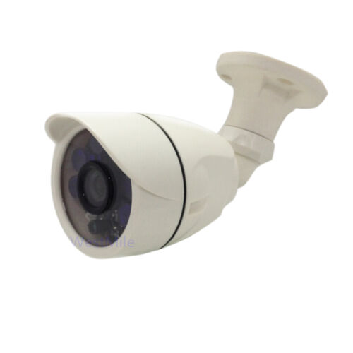 WM XM510 1MP 720P 3.6MM IP Camera Onvif 6IR Security Network ABS Plasitc Bullet