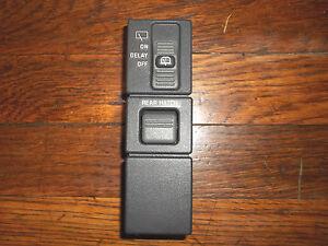 chevy gmc rear wiper hatch switch suburban tahoe