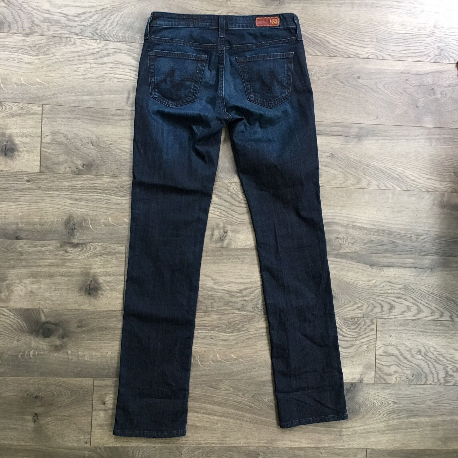 AG Adriano goldschmied The Willow Denim Jeans Pants Woman's 25R