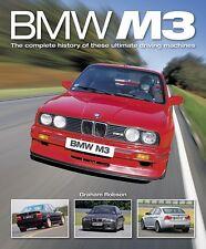 BMW M3 - complete history (E30 E36 E46 E90 DTM Motorsport Development) Buch book