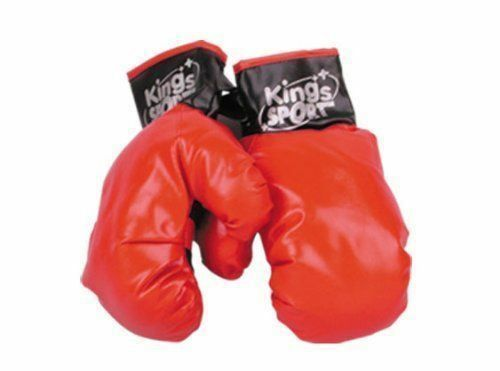 Kings Sport Boxing Punching Bag With Gloves Punching Ball for Kids 43in #ps143