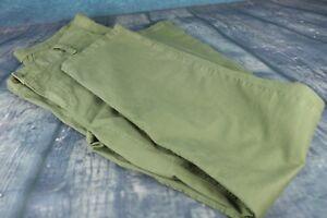 Ladies Jeans Bnwot Boyfriend Chino Pantaloni Exchange 29 W Green Gamba Armani 27 rOpUqwr