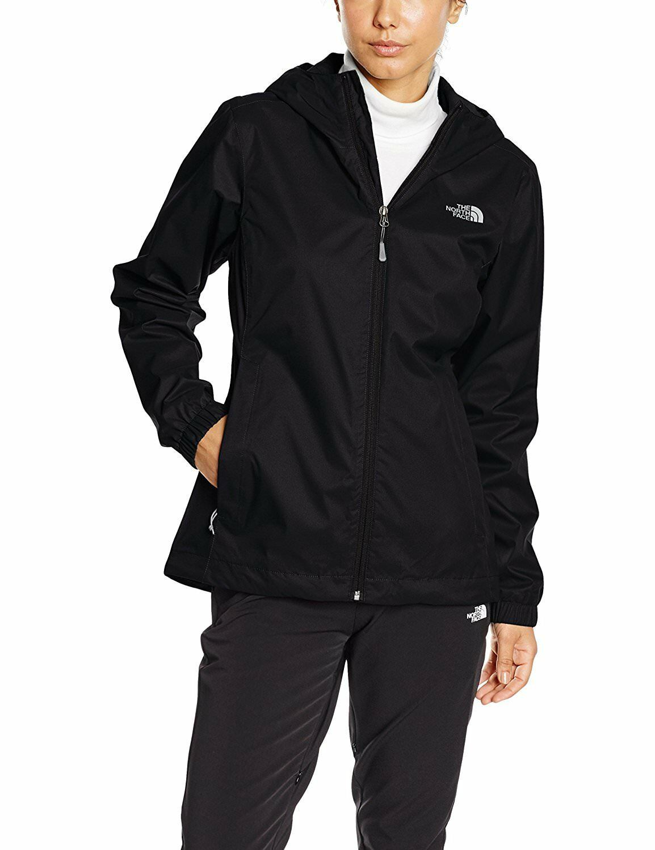 << The North Face Damen T0a8ba W Quest Jacket schwarz  Größe XL