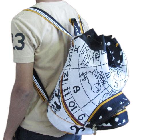 New Unisex Backpack Bag Indian Cotton Hippie Indian Multi Men Women Fashion Bags