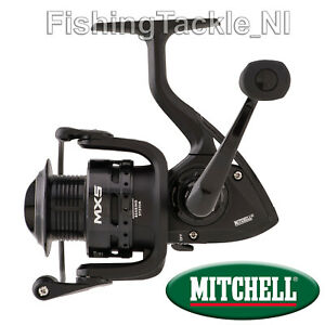 Mitchell-MX5-Spinning-Reel-Front-Drag-Saltwater-Fishing-Reel-With-Sealed-Drag