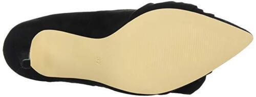 7 Carvela 8 Rrp Size in pelle finta corte nera Klassic pelle 92 Scarpe con Kg 119 corte £ scamosciata 11qgt0