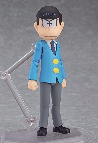 figma 292 Osomatsu-san KARAMATSU MATSUNO Action Figure ORANGE ROUGE NEW Japan